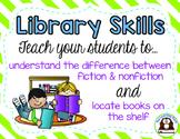 Library Skills