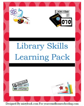 Library Skills Learning Pack