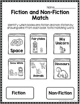 It is an image of Gutsy Library Activity Worksheets