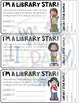 Library Star Rewards: Behavior Management in the Library!