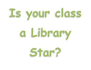 Library Stars! Headings