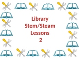 Library Steam / Steam Lessons 2