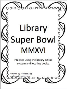 Library Super Bowl