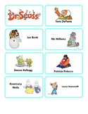 Library Tags - Picture Books (Authors)