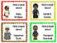 Library Research Task Cards for Biography Famous African-Americans