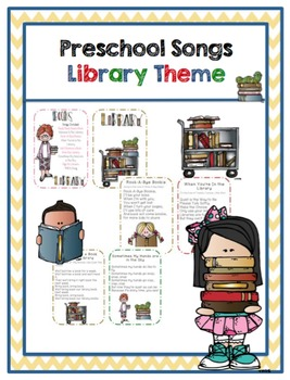 Library Theme Songs