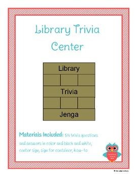 Library Trivia Center