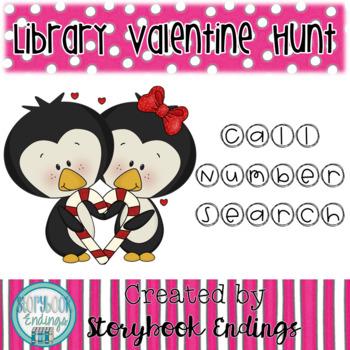 Library Valentine Hunt