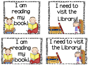 Library Visitors Header