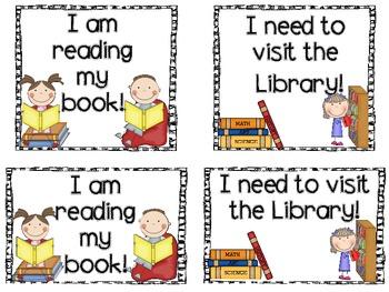 Library Visitors Header