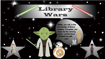 Library Orientation: Star Wars Theme