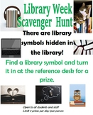 Library Week Scavenger Hunt