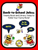 Back-To-School Library and Book Jokes to Tickle Your Funny Bone