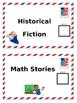 Library bucket headers