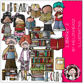 Library 2 clip art - by Melonheadz