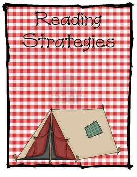 Library camping theme packet!
