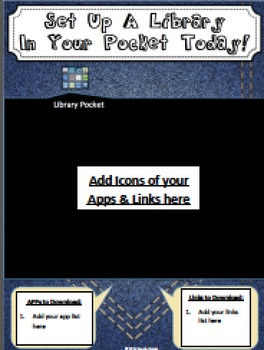 Library in Your Pocket Bulletin Board