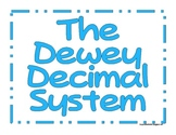 Library posters: Dewey Decimal System & Book Genres