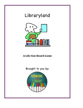 Libraryland Game
