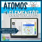 Libreta Digital: Átomos y Elementos