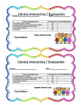Libreta Interactiva