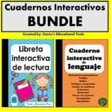 Libretas - cuadernos interactivos de lectura y lenguaje(vocabulario) Bundle