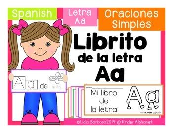 Librito Aa {Oraciones Simples}
