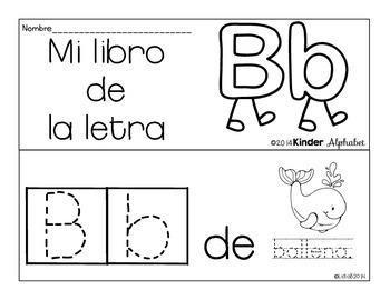 Librito Bb {Oraciones Simples}