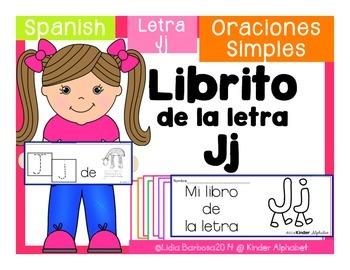 Librito Jj {Oraciones Simples}