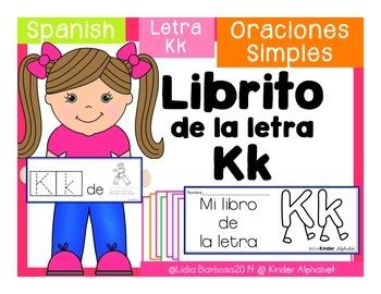 Librito Kk {Oraciones Simples}