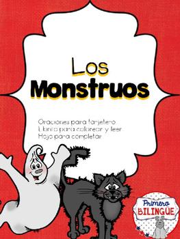 Librito Los Monstruos