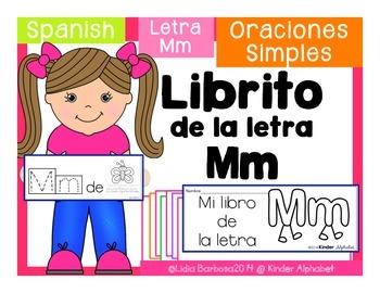 Librito Mm {Oraciones Simples}