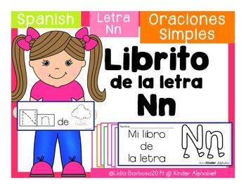 Librito Nn {Oraciones Simples}