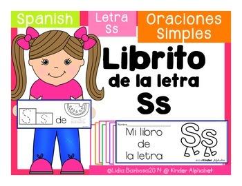 Librito Ss {Oraciones Simples}
