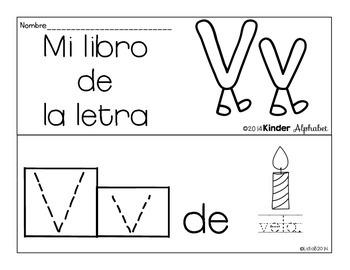Librito Vv {Oraciones Simples}