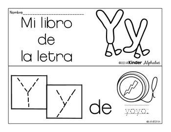 Librito Yy {Oraciones Simples}