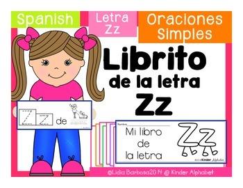 Librito Zz {Oraciones Simples}
