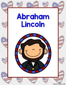 Librito de Abraham Lincoln (Abraham Lincoln booklet in Spanish)