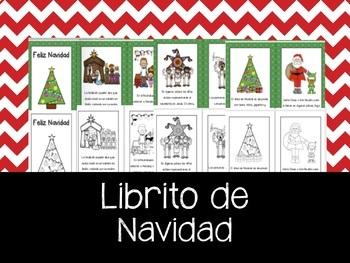 Navidad Mini-libro
