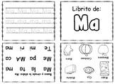 Librito de Silabas con M