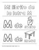 Librito de la letra M