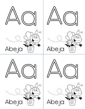 Librito del Alfabeto