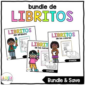 Bundle de Libritos (Flip Books Bundle in Spanish)