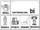 Libritos de las Sílabas Trabadas - Spanish Blends Flip Books
