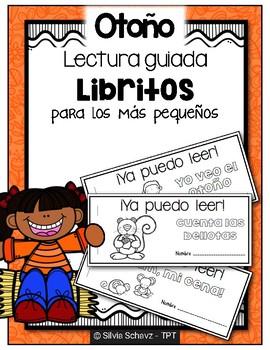 Lectura guiada:  libritos para los más pequeños - Otoño