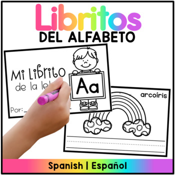 Libritos del Alfabeto/ Spanish Alphabet Books