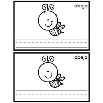 Libritos del Alfabeto/ Spanish Alphabet Books