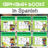 Libritos del alfabeto - Spanish Alphabet Books - Bundle