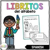 Libritos del Alfabeto (Alphabet Flip Books in Spanish)