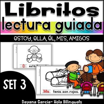 Libritos- lectura guiada SET 3
